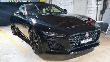 First 2021 Jaguar F-Type models land in Australia