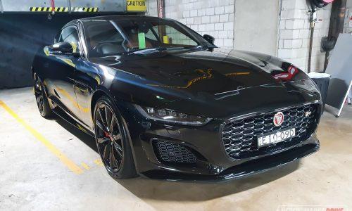 First 2021 Jaguar F-Type models land in Australia