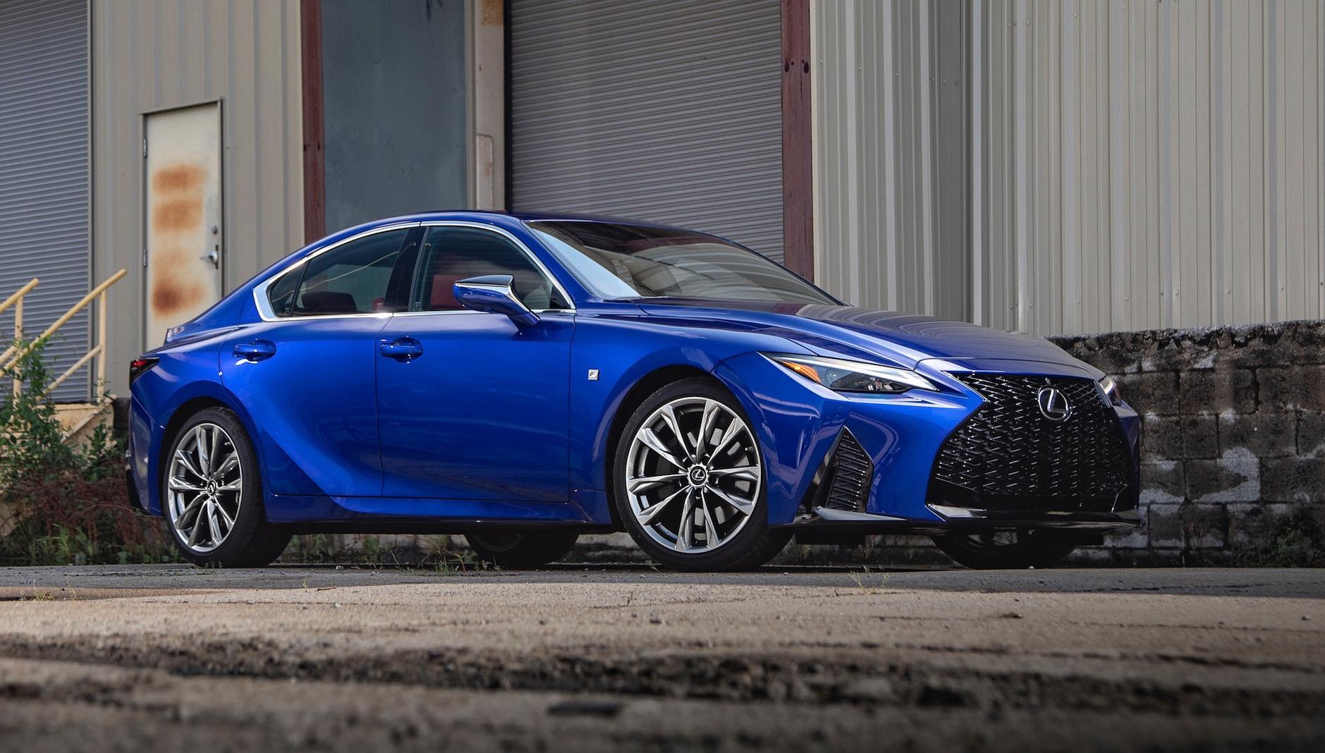 2021 Lexus IS on sale in Australia from $61,500, lands November 6