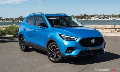 2021 MG ZST review – Australian launch (video)