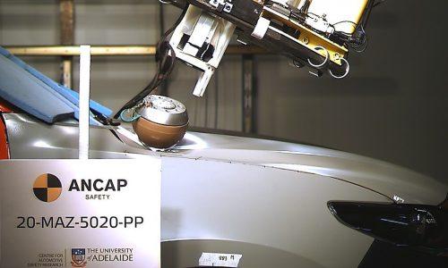 2021 Mazda BT-50 awarded 5-star ANCAP safety (videos)