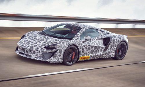 McLaren previews all-new 'High-Performance Hybrid' V6 supercar