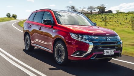 2021 Mitsubishi Outlander PHEV now on sale in Australia
