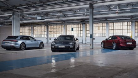 2021 Porsche Panamera hybrid range announced for Australia