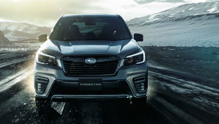 2021 Subaru Forester Sport gets 1.8 turbo in Japan