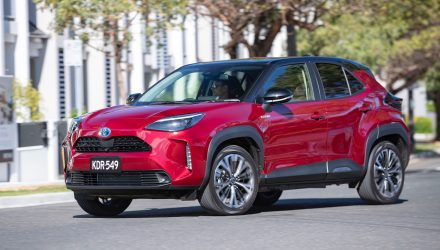2021 Toyota Yaris Cross priced from $26,990 in Australia