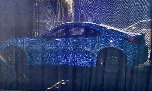 2022 Subaru BRZ shown in pre-production form