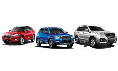 Haval sales up 90.3% in Australia, driven by H2 small SUV