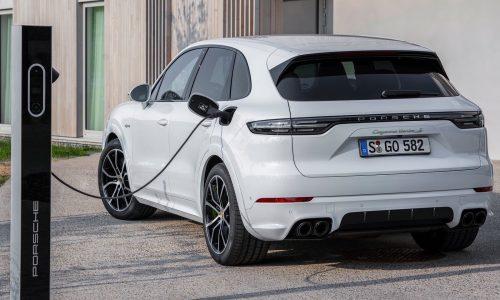 2021 Porsche Cayenne hybrid update announced for Australia