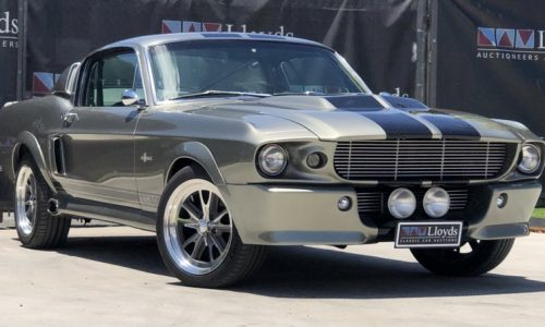 For Sale: 1968 Ford Mustang Shelby GT500 'Eleanor' replica