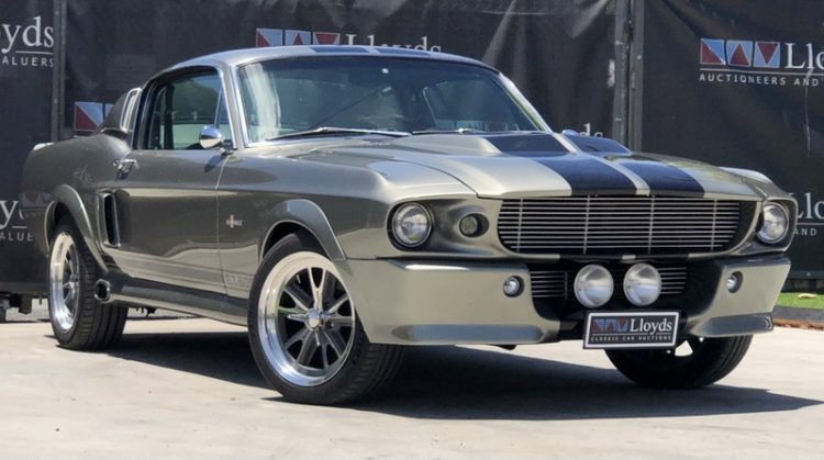 1968 Ford Mustang Shelby GT500 Eleanor