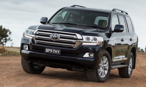 300 Series Toyota LandCruiser to debut in April 2021 – report