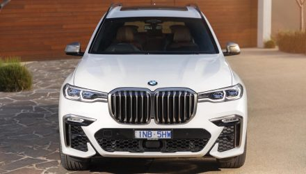 BMW Australia sees sales jump 3.2% in October, led by X5 & X7
