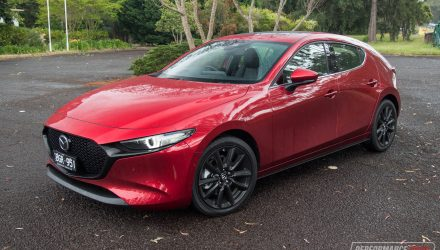 2020 Mazda3 Astina Skyactiv-X review (video)