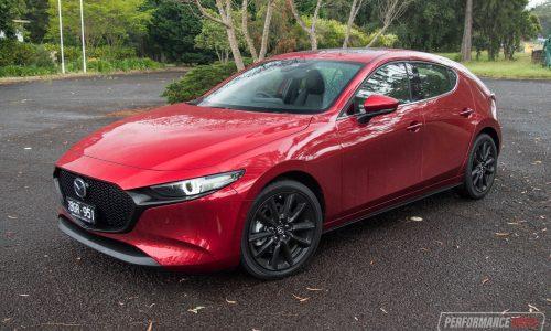 2020 Mazda3 Astina Skyactiv-X review (video)