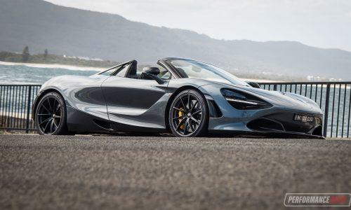 2020 McLaren 720S Spider review (video)