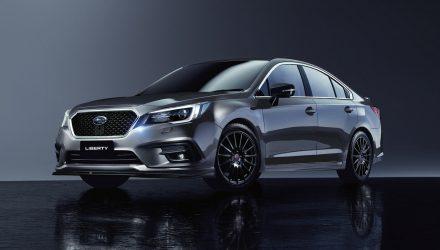 2020 Subaru Liberty Final Edition announced for Australia