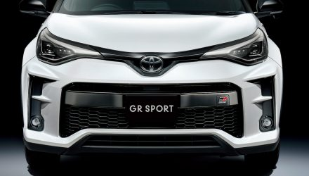Toyota Australia confirms C-HR 'GR Sport', more to come?