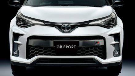 Toyota Australia confirms C-HR 'GR Sport', more to come?