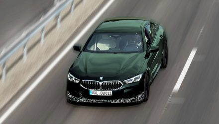 Alpina B8 Gran Coupe previewed, likely faster than M8