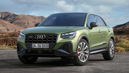 2021 Audi SQ2 revealed, confirmed for Australia