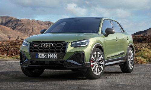 2021 Audi SQ2 revealed, confirmed for Australia