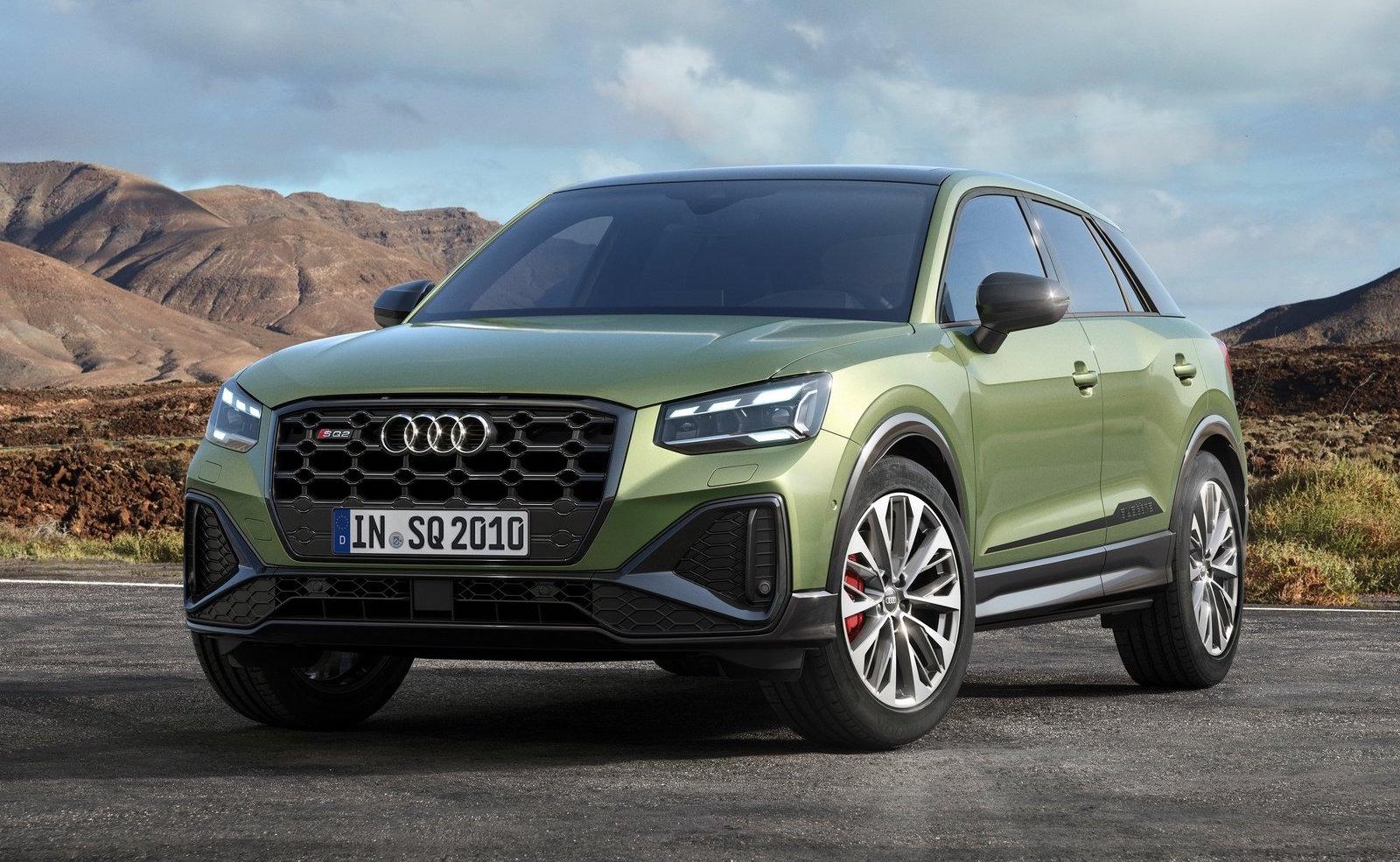 2021 Audi SQ2 revealed, confirmed for Australia | PerformanceDrive