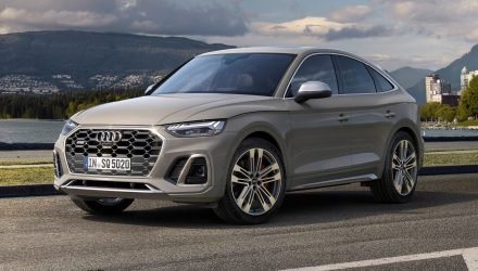 2021 Audi SQ5 Sportback TDI revealed, confirmed for Australia