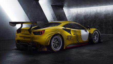 Ferrari 488 GT Modificata debuts as new track-only toy