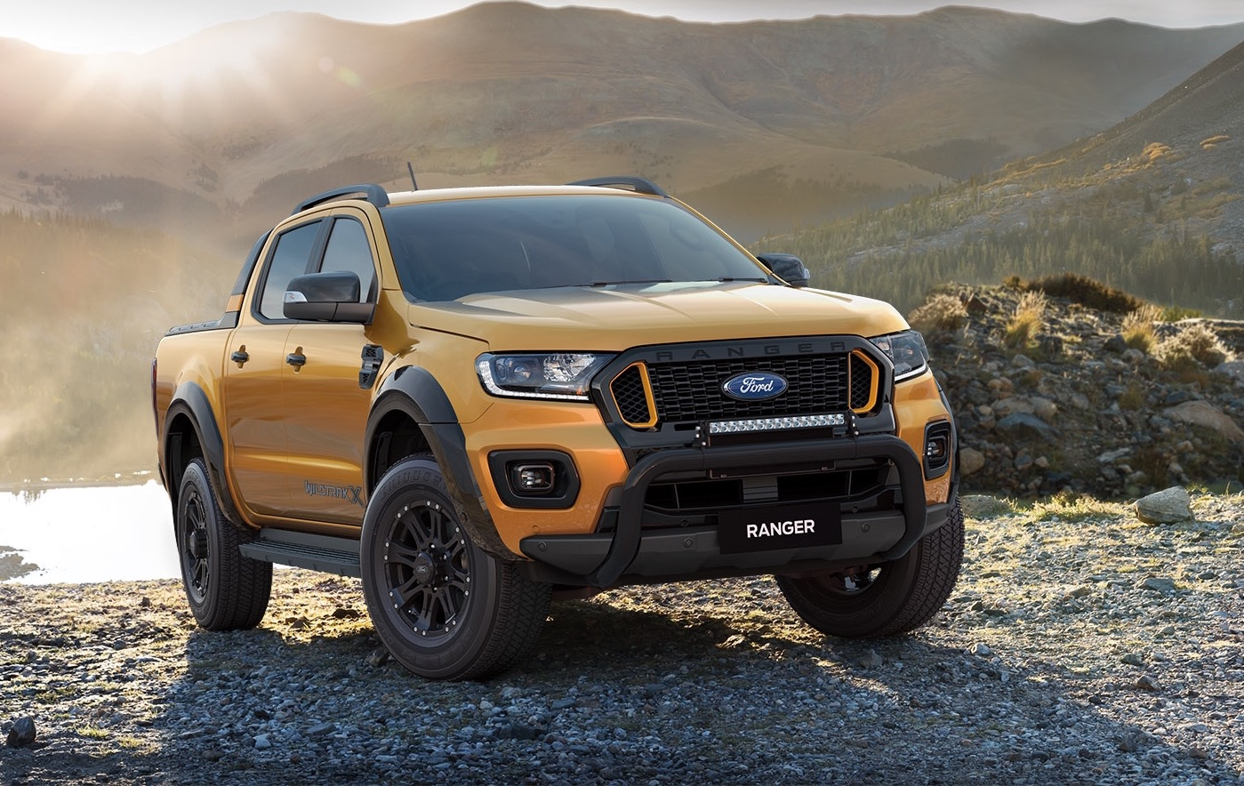 accessory-packed ford ranger wildtrak x returns for 2021