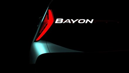 Hyundai Bayon confirmed as new city SUV for Europe
