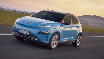 2021 Hyundai Kona Electric update revealed