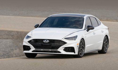 2021 Hyundai Sonata N Line specs confirmed