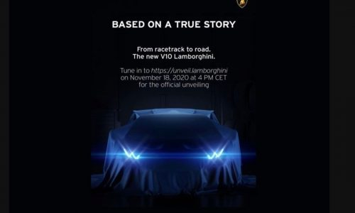 Lamborghini Huracan STO previewed, debuts Nov 18