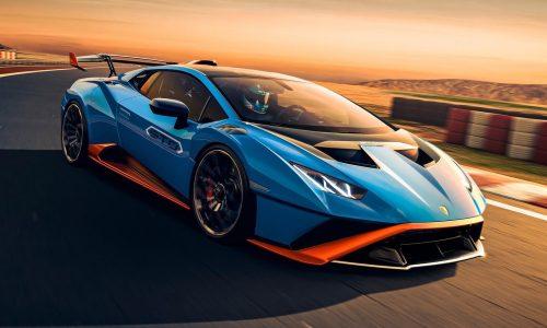 2021 Lamborghini Huracan STO officially unleashed