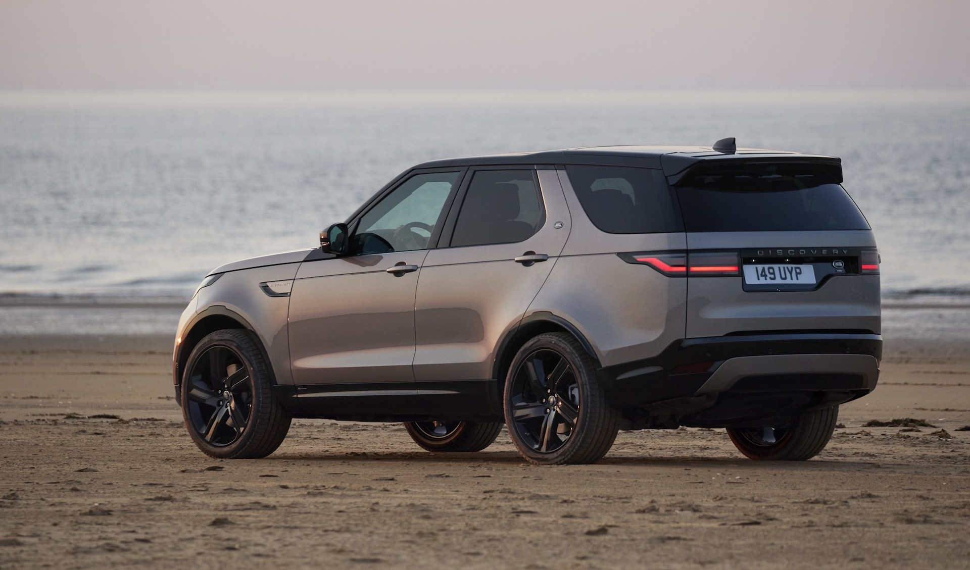 2021 Land Rover Discovery update gets inline-6 engines ...