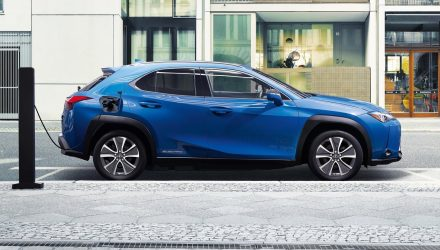 Lexus UX 300e confirmed for Australia, arrives November 2021
