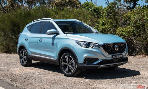 2021 MG ZS EV review – Australian launch (video)