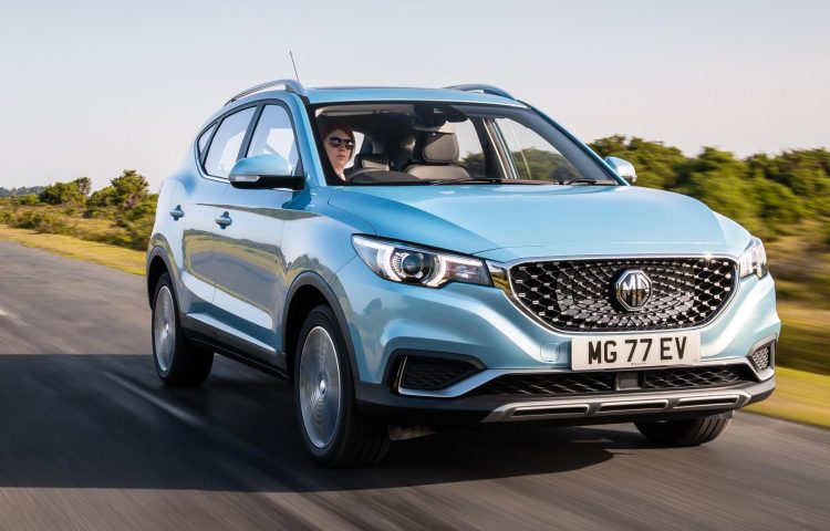 2021 Mg Zs Ev Launches In Australia Priced From 40 990 Performancedrive