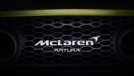 McLaren Artura confirmed as all-new hybrid supercar