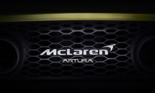 McLaren Artura confirmed as all-new hybrid supercar