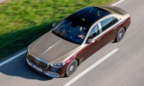 Exquisite 2021 Mercedes-Maybach S-Class revealed