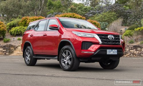 2021 Toyota Fortuner GX review (video)