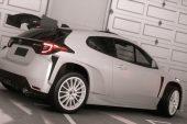 Toyota Australia unveils GR Yaris AP4 rally car for 2021 ARC