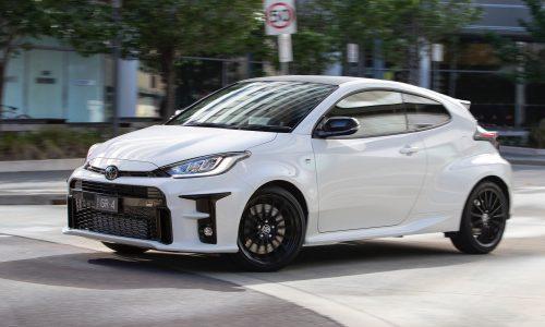 Toyota GR Yaris Rallye on sale in Australia from $56,200