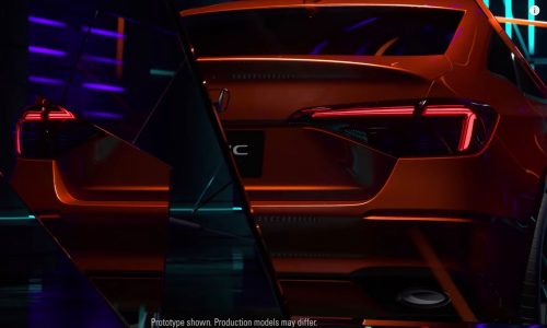 11th-gen 2022 Honda Civic preview shows smoother design (video)