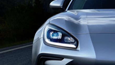 2022 Subaru BRZ officially previewed, debuts November 18 (video)