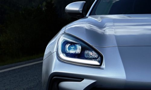 2022 Subaru BRZ officially previewed, debuts November 18 (video)
