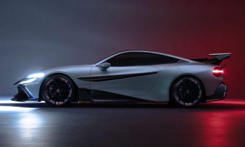 Naran unveils 'The Naran'; all-new 1000hp super sports car