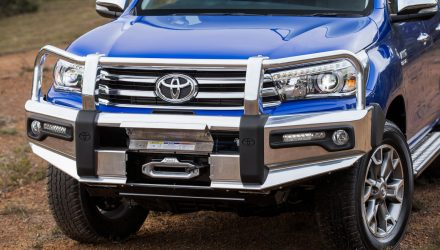 What type of bullbar is best for my car?